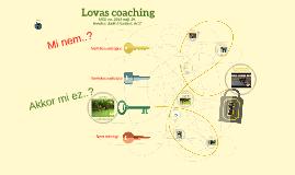 Lovas coaching
