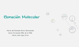 Clonación Molecular