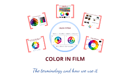 Color in Film