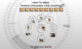 how to make yummy chocolate chip cookies!