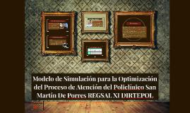 Modelo de Simulación para la Optimización del Proceso de Ate