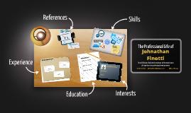 Desktop Prezumé de Johnathan Finotti