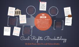 Civil Rights Bracketology
