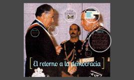 Copy of EL RETORNO A LA DEMOCRACIA