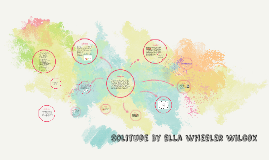 Copy of Solitude By Ella Wheeler Wilcox