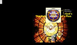 Holy Spirit in God's Plan