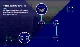 VINOS BLENDS 2015/16