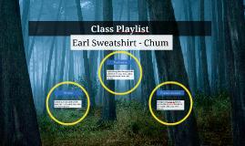 Class Playlist