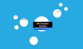 Bill Drayton: Ashoka
