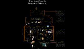 Copy of ÁRBOL GENEALÓGICO DIOSES GRIEGOS