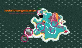 Social Disorganization