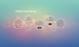 Digital Narratives Artefact
