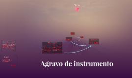 Copy of Agravo de instrumento