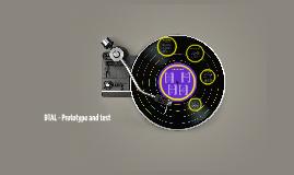 DTAL- Prototype/Music school graduate