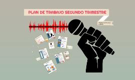 PROYECTO DE CICLO CUATRO - 2 TRIMESTRE