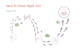 Back to School Night 2012