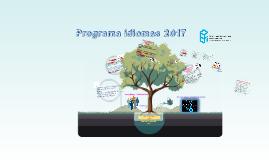 Copy of Programa de Idiomas
