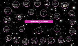 Copy of Copy of tecnicas de Estudio