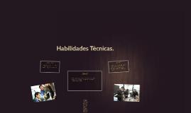 Copy of Habilidades Técnicas.