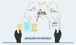 CREACIÓN DE EMPRESA