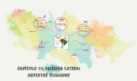 América Latina: aspectos humanos