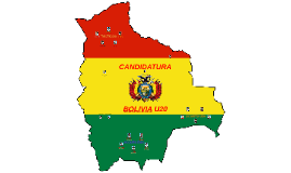Candidatura U20 Bolivia