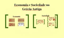 Economia e Sociedade na Grécia Antiga