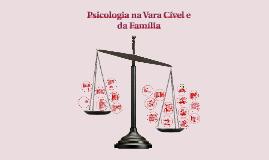 Psicologia na Vara Cível e da Família