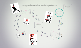 Integrated Curriculum Workshops @ HPPS