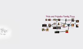 Copy of Pride and Prejudice Family Tree