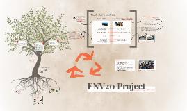 ENV20 Project