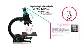 psychological analysis of the tell-tale heart
