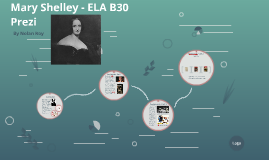 Mary Shelley - ELA B30 Prezi