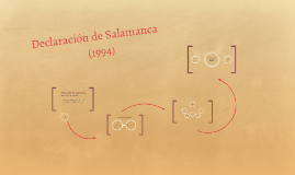 Copy of Declaración de Salamanca