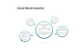 Copy of Ciclo de Vida de la Industria