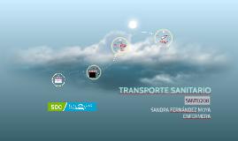 TRANSPORTE SANITARIO