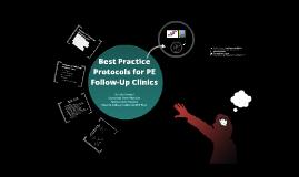 20150604 Protocols for PE F/U London Bayer Meeting