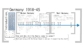Copy of Copy of Germany 1918-1945 by Kameron sadler on Prezi