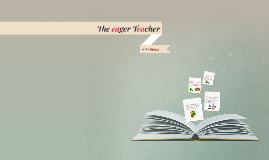 The Eager Teacher  'ea' blend story