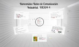 Introducción al Curso Redes de Comunicación Industriales ITM RIR83