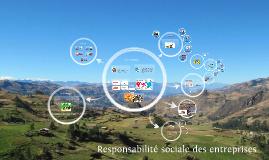 Copy of Responsabilité Sociale des Entreprises