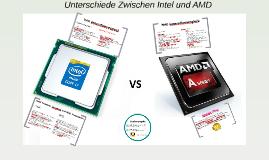 Unterschiede Zwischen Intel und AMD