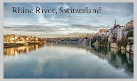 Rhine River, Ecological Case Study