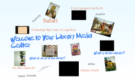 Norwood Library Media Center 2009