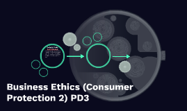 Business Ethics (Consumer Protection 2) PD3 Jaron Joenicia J