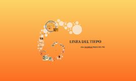 LINEA DEL TIEPO