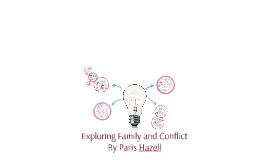 Exploring Family and Conflict
