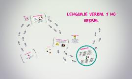 Copy of LENGUAJE VERBAL Y NO VERBAL