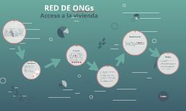 RED DE ONGs