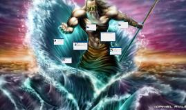 God of the Sea, Earth Quake, Storms, Horses
